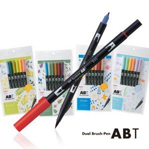 Tombow Dual Brush pen ABT brush pen