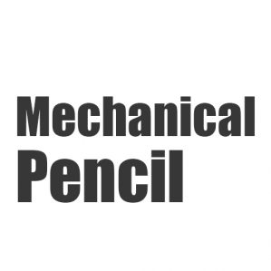Mechanicla Pencil
